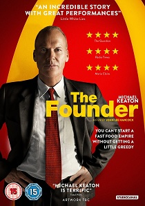 The Founder artwork