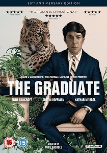 The Graduate: 50th Anniversary Edition artwork