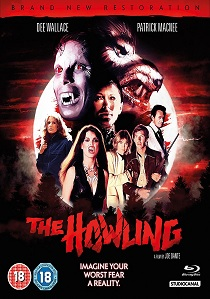 The Howling (1981) artwork