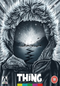The Thing: Limited Edition (1982) artwork