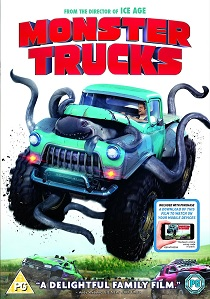 Monster Trucks artwork
