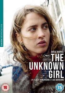 The Unknown Girl (2016) artwork