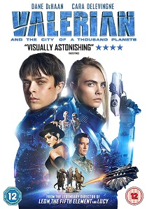 Valerian and the City of A Thousand Planets (2017) artwork