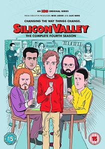 Silicon Valley: The Complete Season 4 (2017) artwork