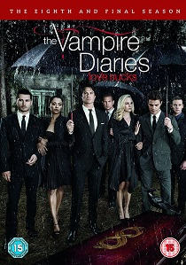 The Vampire Diaries: Season 8 (2017) artwork