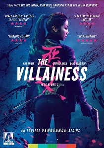The Villainess (2017) artwork