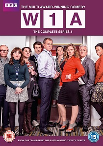 W1A: Series 3 artwork