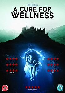 A Cure for Wellness (2017) artwork
