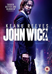John Wick: Chapter 2 (2017) artwork