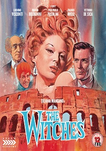 The Witches (1967) artwork