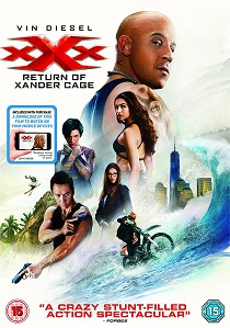 xXx: The Return Of Xander Cage (2017) artwork