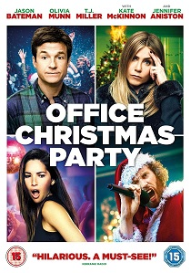 Office Christmas Party (2016) artwork