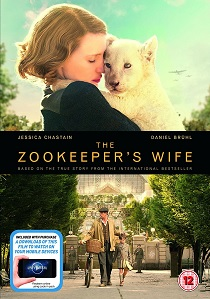 The Zookeeper's Wife (2017) artwork