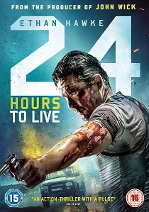 24 Hours to Live (2017) artwork
