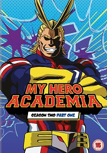 My Hero Academia: Season Two, Part One (2017) artwork