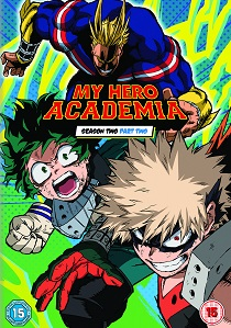 My Hero Academia artwork