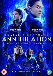 Annihilation artwork
