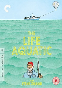 The Life Aquatic with Steve Zissou: The Criterion Collection (2004) artwork