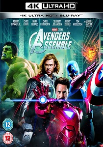 Avengers Assemble (2012) artwork