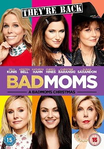 A Bad Moms Christmas (2017) artwork