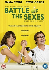Battle of the Sexes (2017) artwork