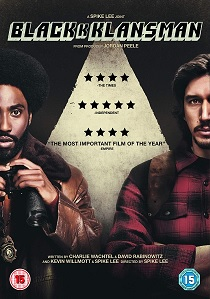 BlacKkKlansman (2018) artwork