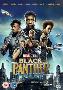 Black Panther (2018) artwork