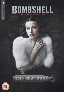 Bombshell: The Hedy Lamarr Story (2017) artwork