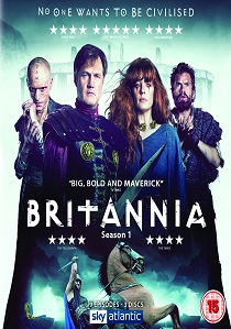 Britannia: Season 1 (2018) artwork