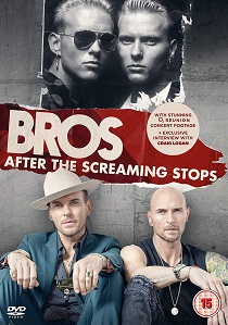 Bros: After The Screaming Stops (2018) artwork