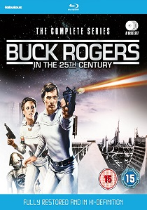 Buck Rogers in the 25th Century: The Complete Series (1979) artwork