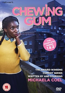 Chewing Gum: The Complete Series (2017) artwork