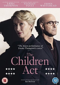 The Children Act (2017) artwork