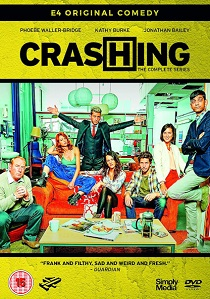 Crashing: The Complete Series (2018) artwork