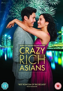 Crazy Rich Asians artwork