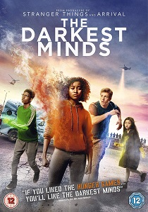 The Darkest Minds artwork