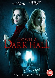 Down A Dark Hall artwork