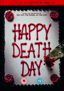 Happy Death Day (2017) artwork