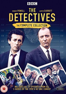 The Detectives: The Complete Collection (1993) artwork