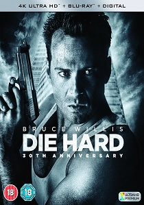 Die Hard artwork