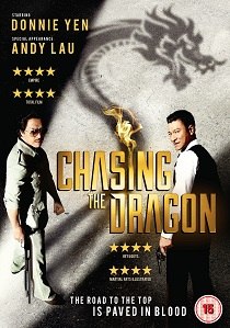 Chasing the Dragon (2017) artwork