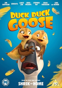Duck Duck Goose (2018) artwork