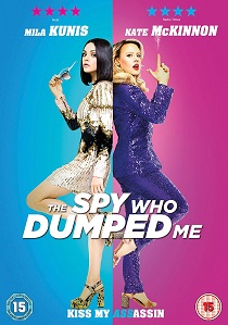 The Spy Who Dumped Me artwork