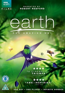 Earth: One Amazing Day (2018) artwork