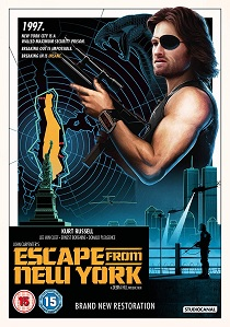 Escape From New York (1981) artwork
