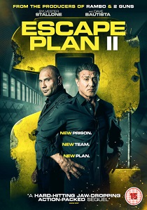 Escape Plan 2 (2018) artwork