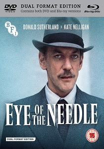 The Eye of the Needle (1981) artwork