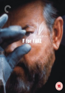 F For Fake - The Criterion Collection (1973) artwork