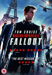 Mission: Impossible-Fallout (2018) artwork