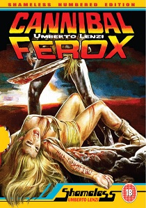 Cannibal Ferox (1981) artwork
